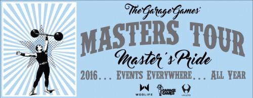 The Masters Tour 2016 – IL Pride – November 19th