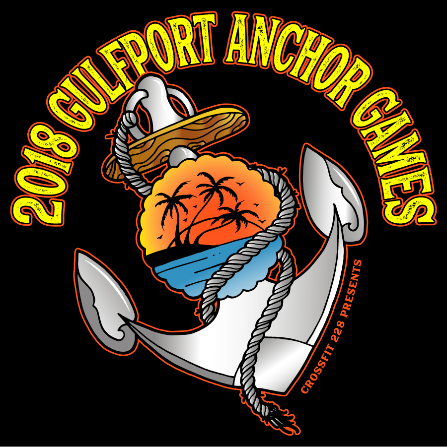 2018 Gulfport Anchor Games The Garage Games Series